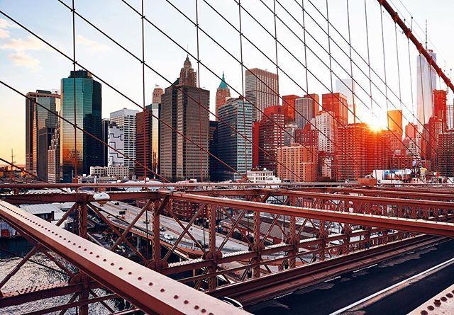 #lowermanhattan #brooklynbridge #what_i_saw_in_nyc