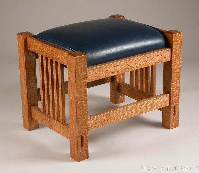 Woodworks Episode 106: Mission Style Ottoman: Downloadable Video