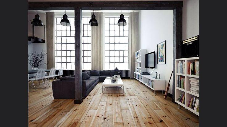 Podłoga, okna