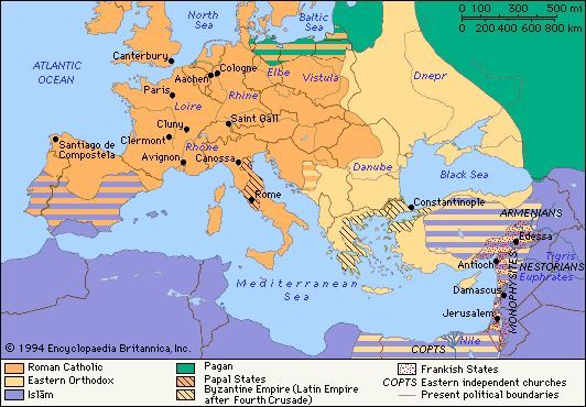 an overview of the history of the eastern empire or the byzantine empire The byzantine empire (or byzantium) was the eastern division of the roman empire which survived well after the fall of rome, centered around its capital of constantinople, and ruled by emperors in direct succession to the ancient roman emperors during its medieval existence of more than a thousand .