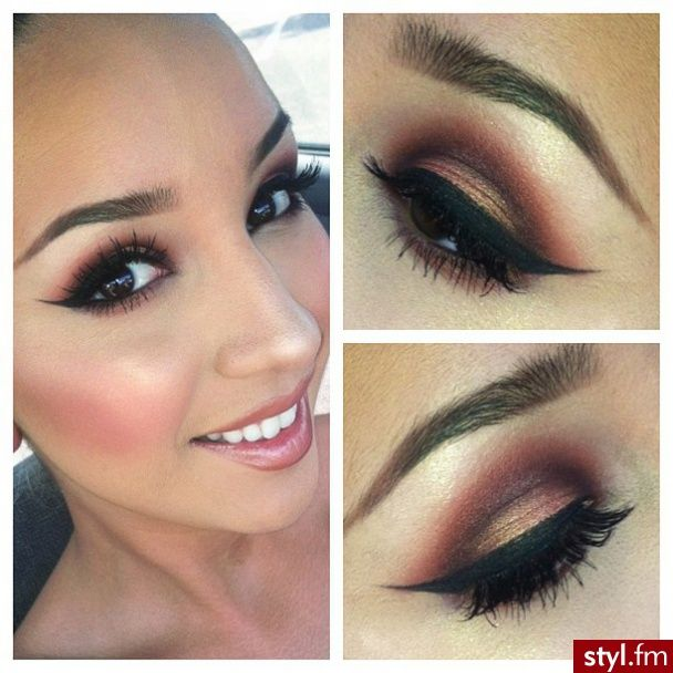 classy make up inspiration | Beauthy and Health ...