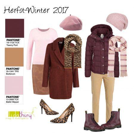 Drie #modekleuren die fantastische #kleurencombinaties geven. Lees het blog voor de verkoopadressen. #butterum #balletslipper #tawnyport