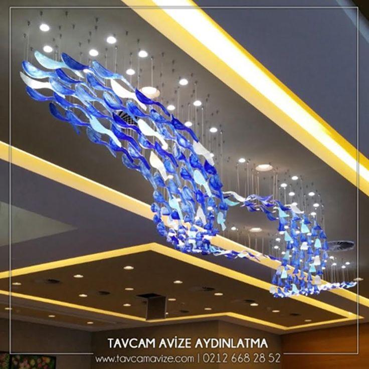 Trabzon - Hilton Garden Inn Otel projemiz. Detaylı Bilgi İçin Websitemizi Ziyaret Edin: www.tavcamavize.com #tavcam #tavcamavizeaydınlatma #otelprojeleri #balıkavize #kobalt #trabzonhilton #elyapımı #sıcakcam #yerliüretim #design #art #Turkey #chandelier