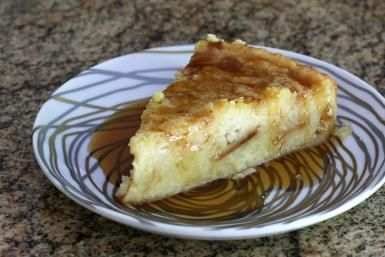 Old-Fashioned Leftover Biscuit Pudding: This custard-like biscuit pudding is comfort food.
