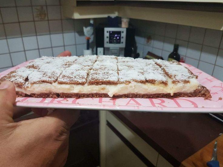 Kakaós sütemény varázslatos kókuszos töltelékkel! - Ketkes.com