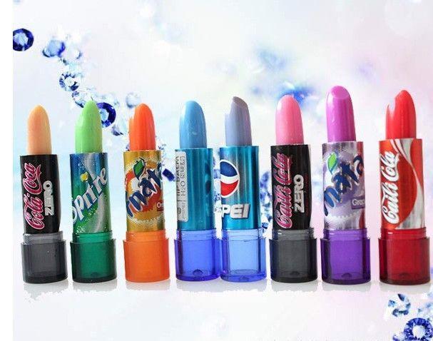 Цвета симпатичные бальзам для губ кола помада воск для губ Smacker бальзам детские губы бальзам макияж бренд Fullips цвет магия v194 купить на AliExpress