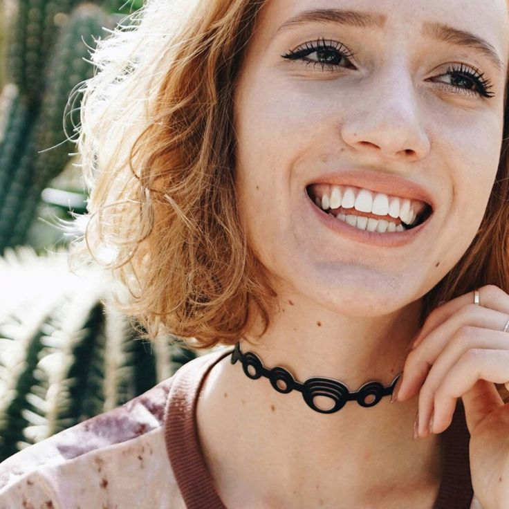 Ocean rubber choker - Ingomma products are light, breathable, washable, hypoallergenic, and vegan friendly.