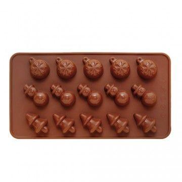 Karácsonyi bonbon forma http://www.nosaltywebshop.hu/termek/karacsonyi-bonbon-forma/