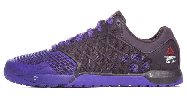 http://www.roguefitness.com/reebok-crossfit-nano-4-0-purple-purple?a_aid=4ff181ec18f98 Reebok CrossFit Nano 4.0 - Women's CrossFit Shoe | Rogue Fitness