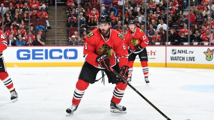 Blackhawks agree to extension with Kempny