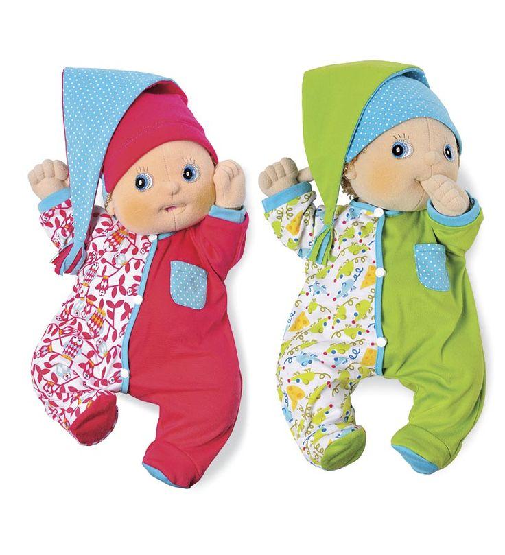 Rubens Barn cosy pyjamas