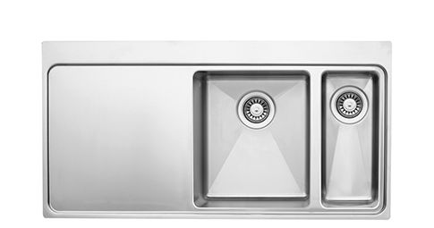 Ukinox Kitchen Sinks | Micro Series / Inset