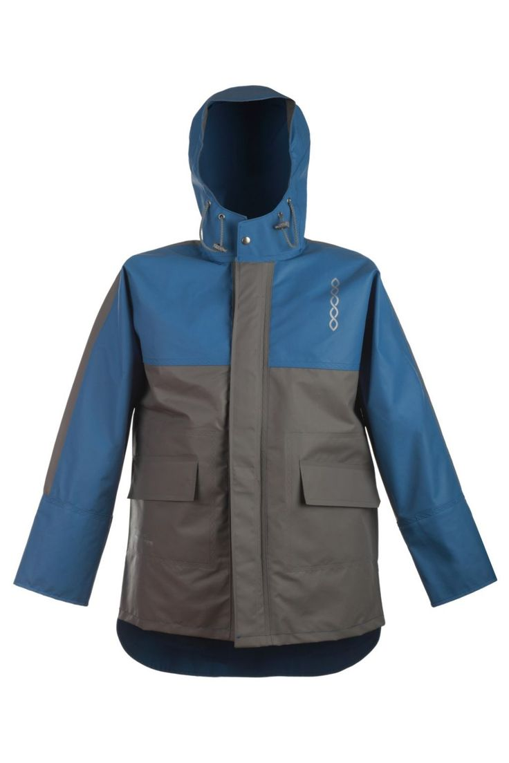 WATERPROOF STORM JACKET model: 2233 Waterproof jacket model 2233 is made of very resistant fabric called Seal Skin. The fabric has high parametres of resistance against salt water. The smock is recommended for people who work on high seas, but also for those, who have manual fishing labor and works at land in extreme weather conditions (rain along with strong wind).