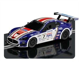 Scalextric Maserati Trafeo World Series No. 5 - ToyTrade.dk