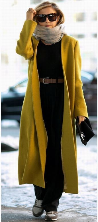 Manteau superbe...