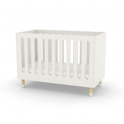 Baby cot White Flexa Play