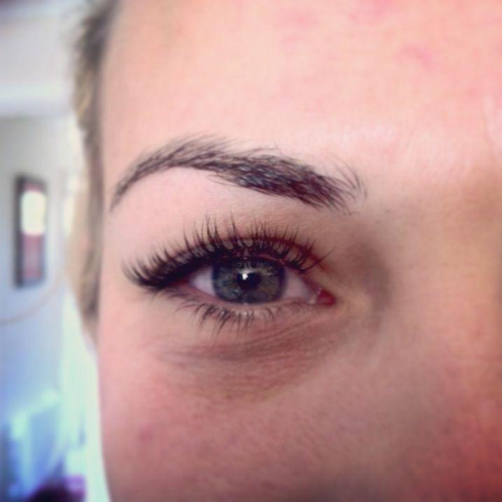 Semi Permanent Eyelash Extensions By Kitty Couture Lashes Eyelash
