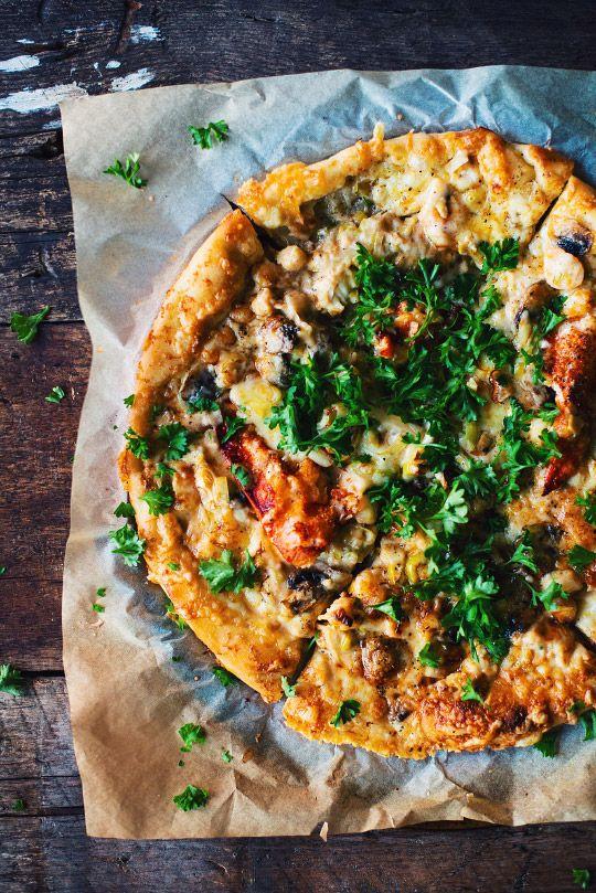 Pizza au homard - Le Coup de Grâce