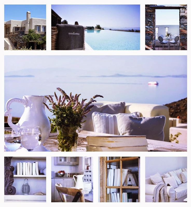 White Line Hotels® - DILES & RINIES VILLAS - TINOS, Greece