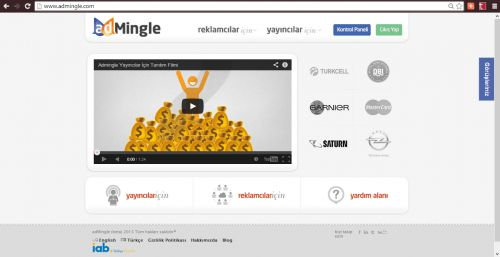 adMingle.Click ile tıklattıkça kazanıyorum, ya sen? http://tikl.at/hi327V #ad