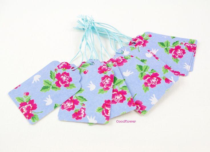 étiquette, emballage, étiquette cadeau, Etiquette américaine, étiquettes prix, petit tag, mini tag x10 : Emballages, paquets cadeaux par cocoflower
