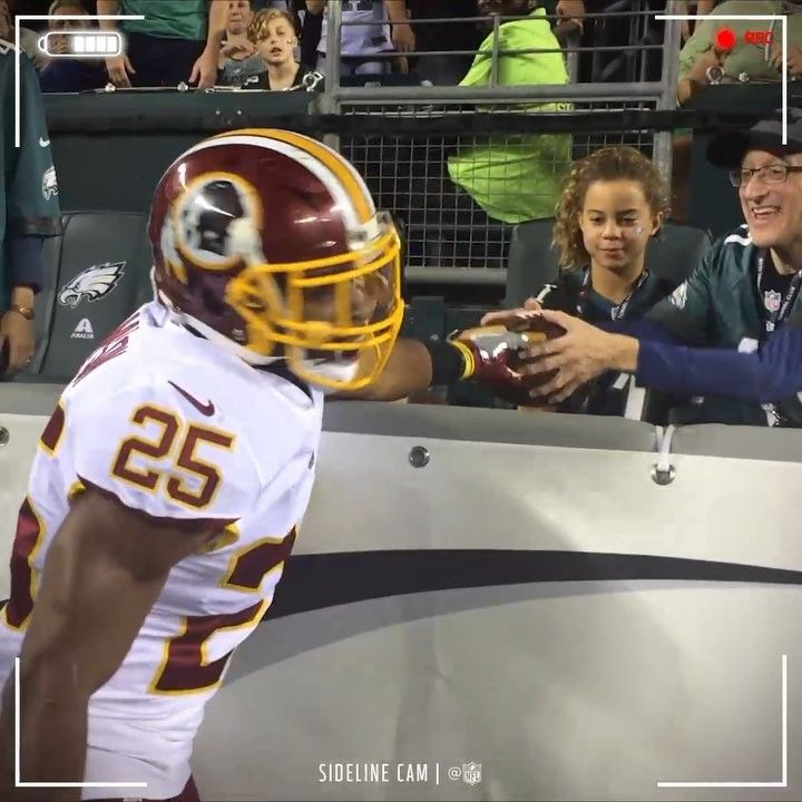 Little girl refuses to take the ball after Chris Thompson scores a TD  http://ift.tt/2yL0dOK Submitted October 24 2017 at 08:57AM by zonotlonzo via reddit http://ift.tt/2yNcR1v