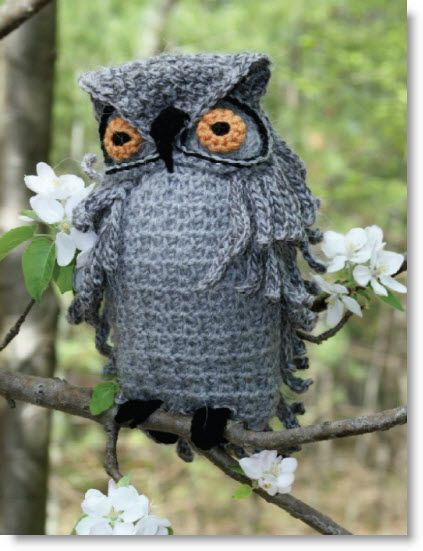 Hooter by Nicky Epstein FREE Pattern