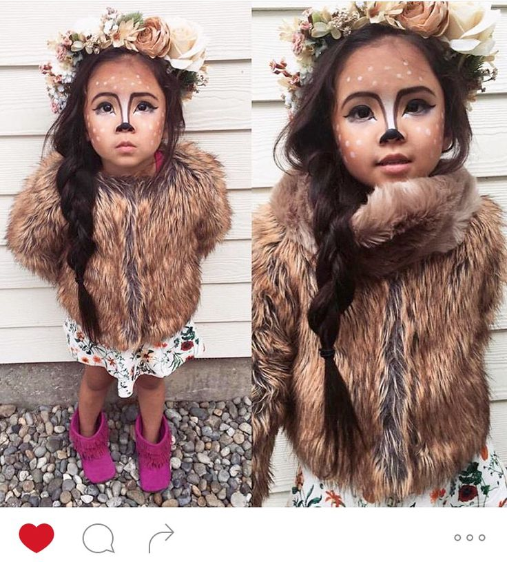 25 Best Ideas About Deer Makeup On Pinterest Bambi Costume Deer Costume Makeup And Deer Costume