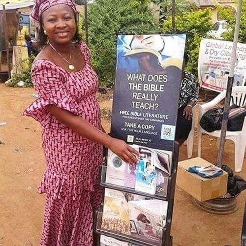 From Lagos, Nigeria