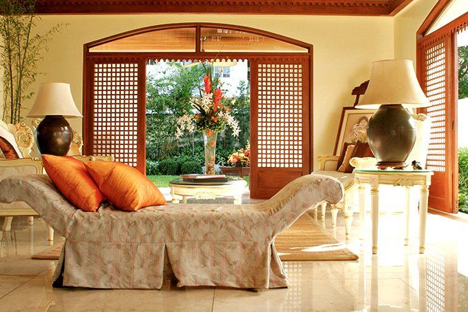 Contemporary Filipino Furnishings Update A Bahay Na Bato Traditional Architecture And Home