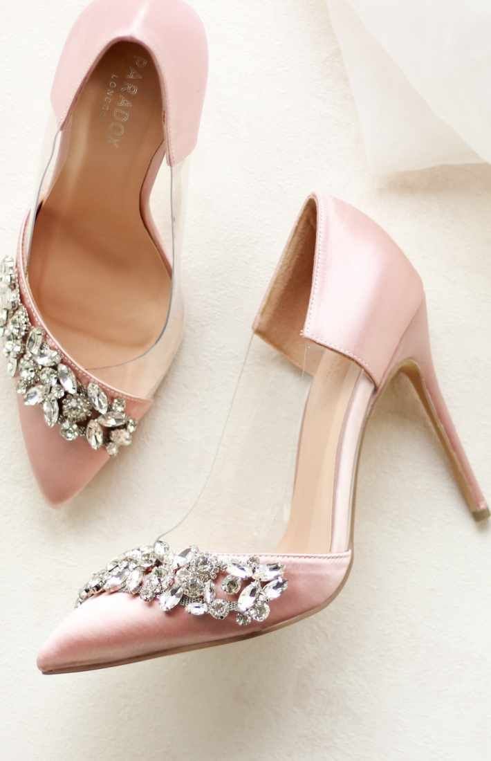 Paradox London Modern Affordable Stylish Wedding Shoes Including Wide Fit A Colour Match Shoe Dye Service Pink Wedding Shoes Blush Pink Wedding Shoes Wedding Shoes