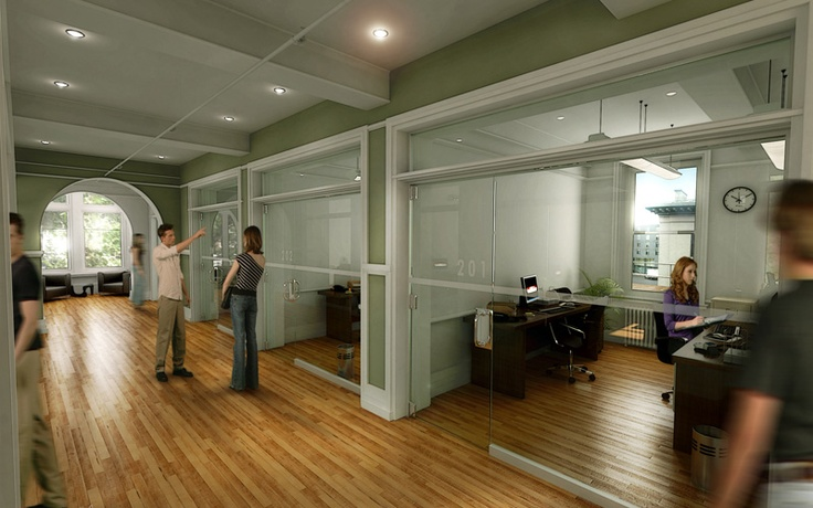 Notman House co-working in montreal