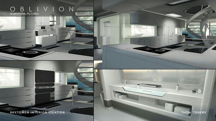 Oblivion concept art