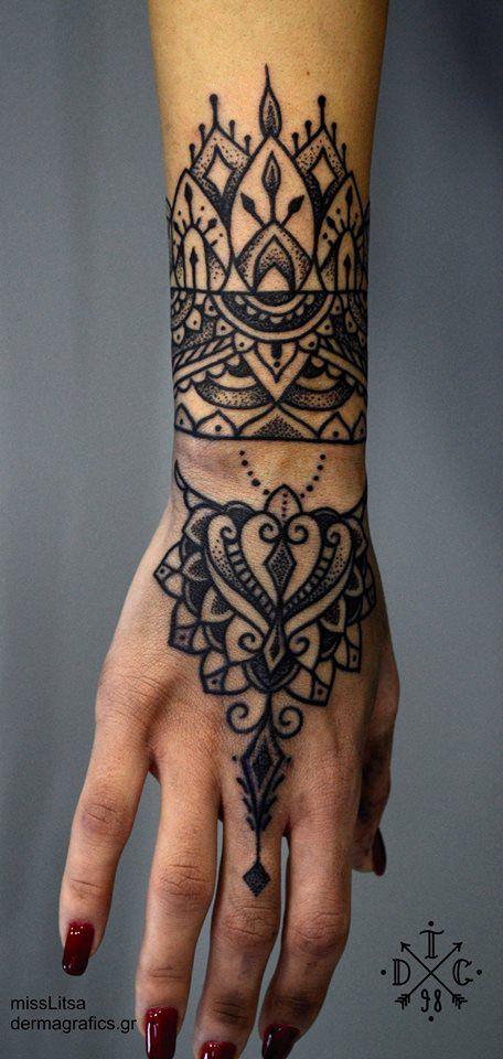 awesome bracelet tattoo - Google Search
