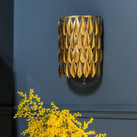 Cleopatra Wall Sconce | Wall Lights & Wall Sconces | Graham & Green