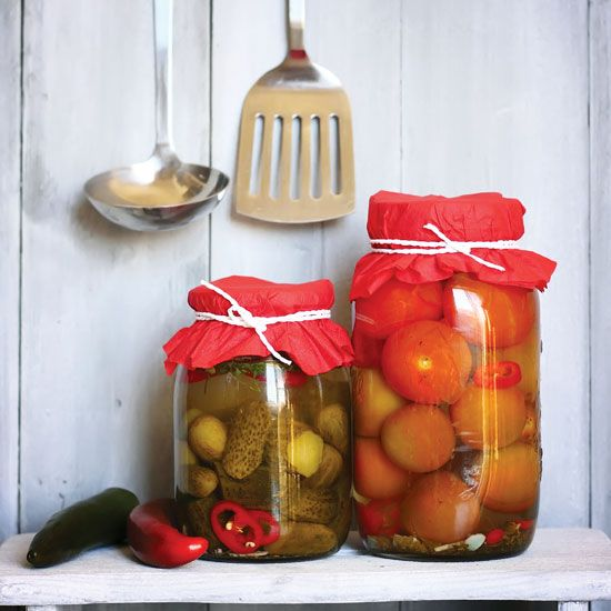 33 Canning and Preserving Tips from Experienced Home Canners - Real Food - MOTHER EARTH NEWS