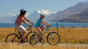 Easy riding on NZ's new cycle trail