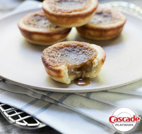 RECIPE: Chef Michael Smith's Most Amazing Brown Butter Maple Tarts on urbanmoms.ca http://urbanmoms.ca/life/food/recipe-chef-michael-smiths-most-amazing-brown-butter-maple-tarts/