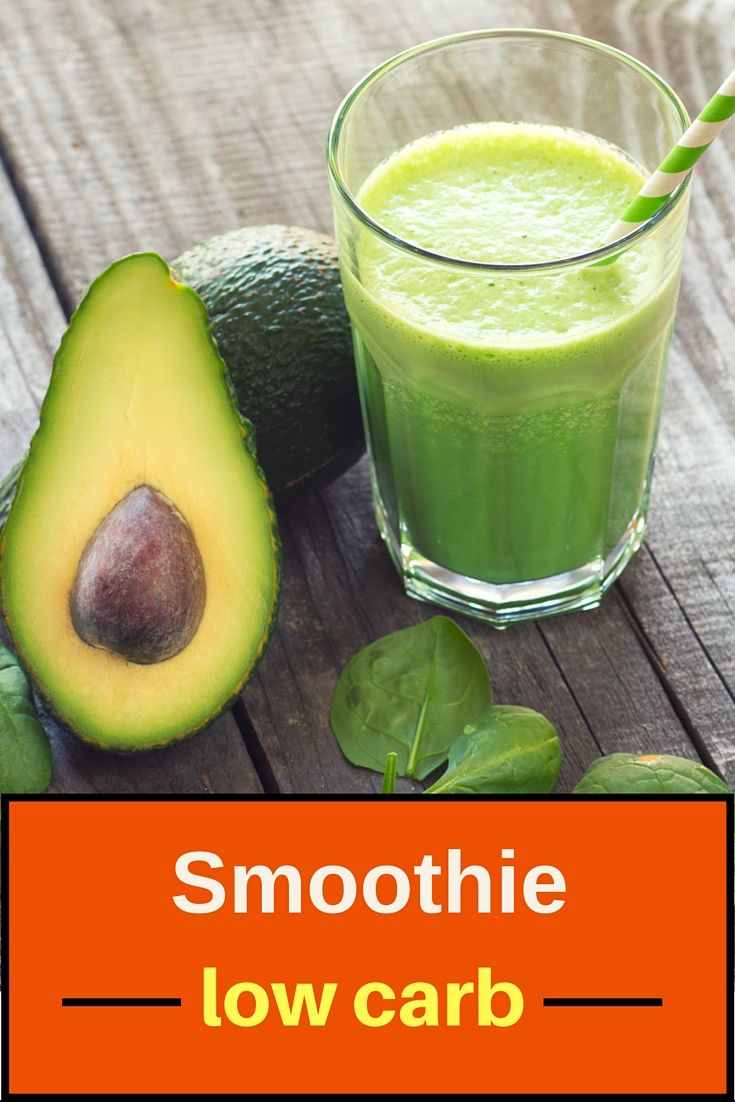 Looking for a delicious low carb smoothie recipe? Click through for a YUMMY…