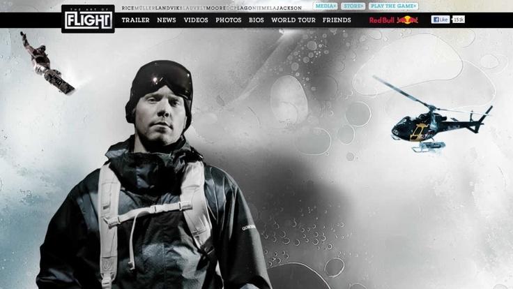 Red Bull – Art of Flight  .::Parallax Web Design::.: Parallax Web, Design Trends, Flight Parallax, Web Design Inspiration, Parallax Scrolling