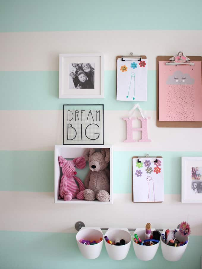 A Little S Pink And Mint Green Bedroom Tour Inspiration Decoration Ideas For Perfect Room Four Year Old