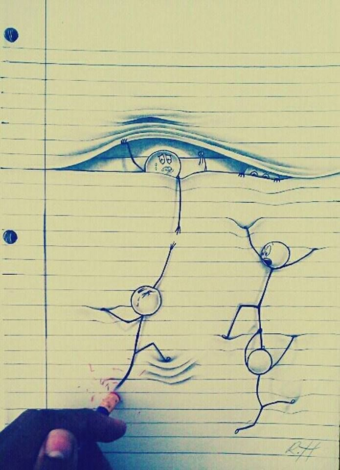 17 Best images about Lined Paper Drawing – Lined Paper to Type on