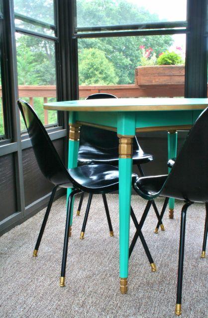 As 25 Melhores Ideias De Painting Laminate Table No Pinterest Retocar Mobili Rio Laminado