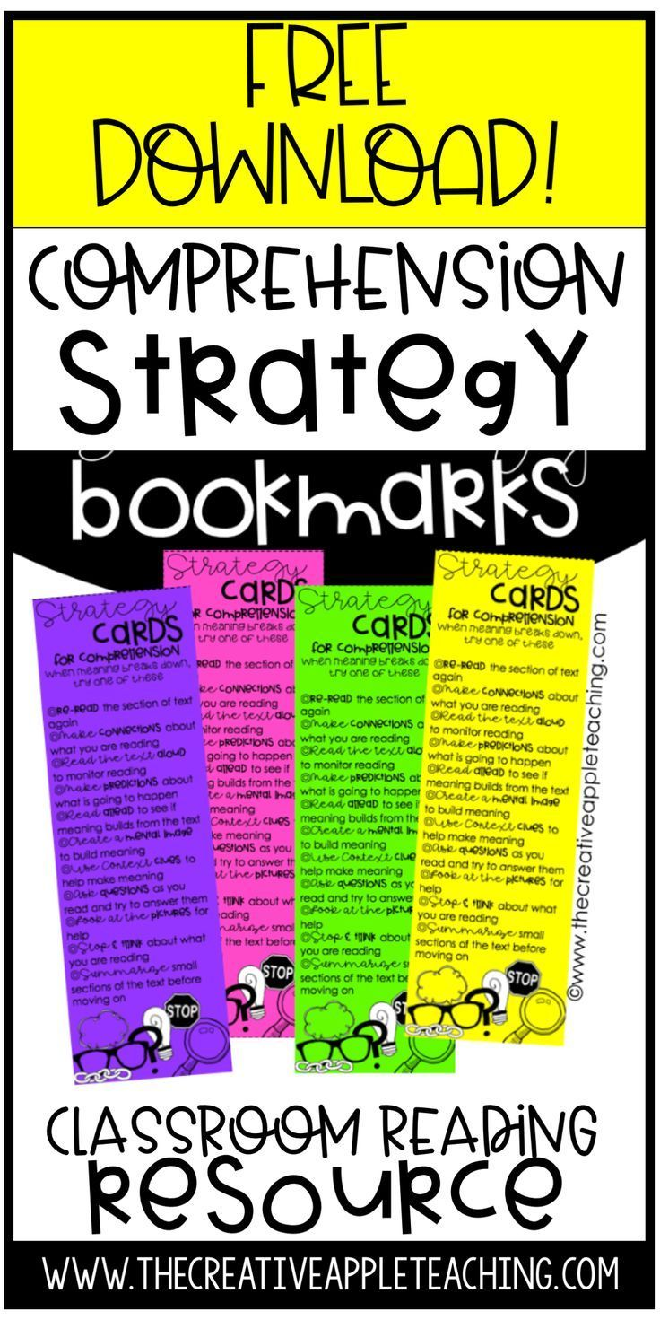 Conferencing With Comprehension Fix Up Strategy Cards The Creative Apple Teaching Resources Reading Classroom Reading Strategy Bookmarks Teaching Reading Comprehension [ 1471 x 736 Pixel ]