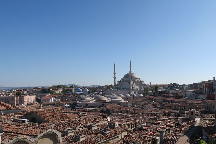 View from Gran Bazar roof