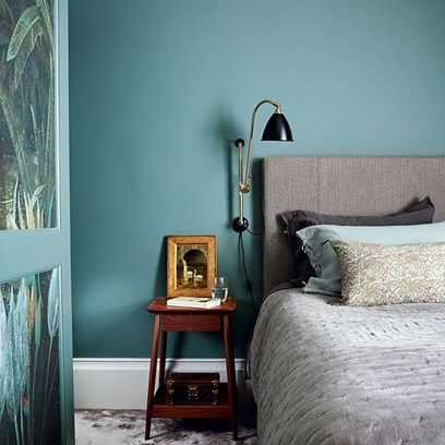 An artfully reconfigured mansion flat bedrooms for Chambre flat design