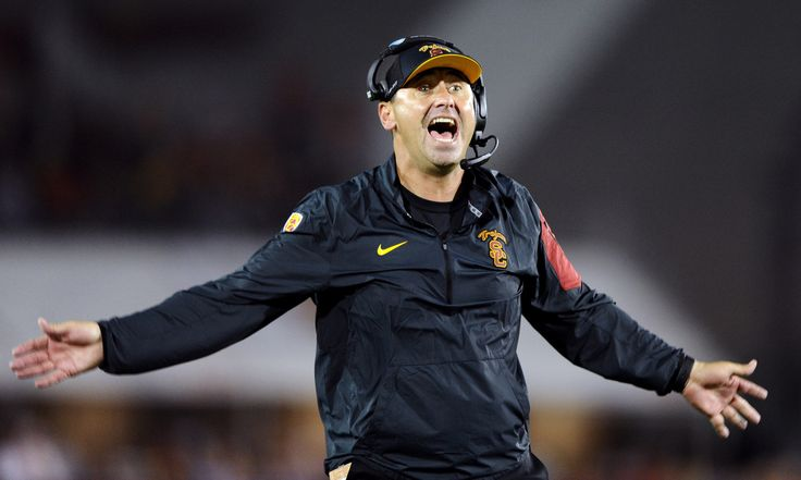 Los Angeles TimesUSC Coach Steve Sarkisian, called not healthy , placed on indefinite leaveLos Angeles TimesFootball Coach Steve Sarkisian, who has been under scrutiny since August for his sometimes erratic behavior, was put on indefinite leave Sunday, once again throwing USC s powerful program into turmoil. Athletic Director Pat Haden announced the move,