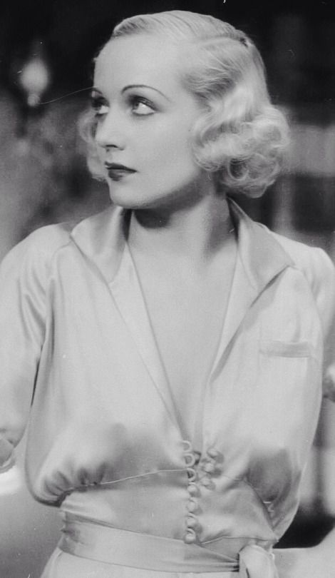 Carole Lombard in No Man of Her Own, 1932