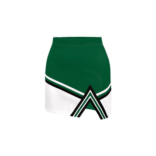 New for 2014, the Storm Tri-Color Cheerleading Uniform Skirt by MJ... ($36) ❤ liked on Polyvore featuring skirts, green skirt, multi color skirt, colorful maxi skirts, multi colored skirt and green maxi skirt