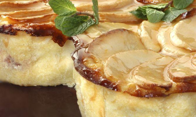 Receta de Tarta de manzana clásica